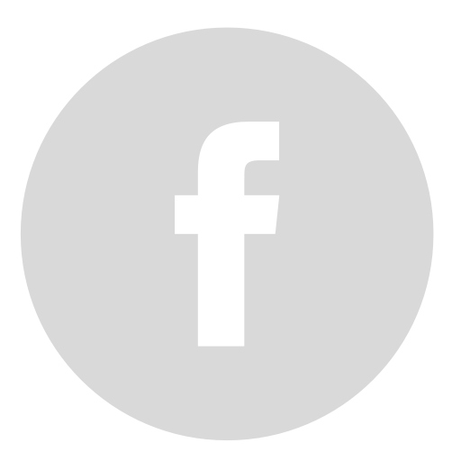 iconfinder facebook circle gray 107140